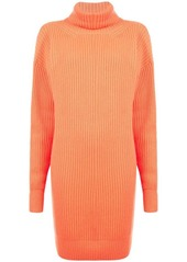 Christopher kane oversized ribbed knit turtleneck abva795bf5 a