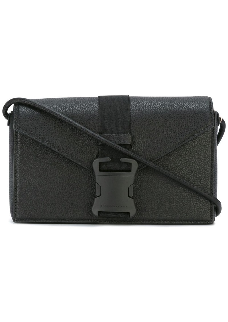 Christopher Kane safety buckle devine shoulder bag