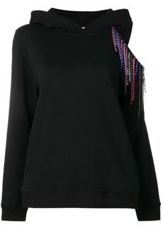 Christopher Kane shoulder cut-out sweater