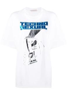 Christopher Kane Techno Sexual print T-shirt