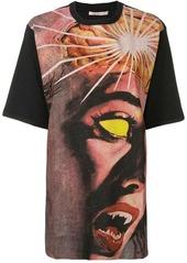 Christopher Kane vintage print T-shirt