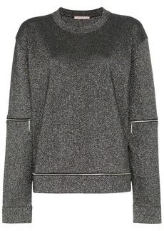 Christopher Kane Zipped Detail Sweatshirt