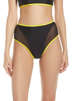 Chromat High Waist Bikini Bottoms