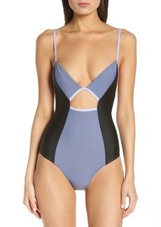 Chromat Maya One-Piece Swimsuit