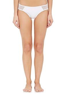 Chromat Women's Mesh Bikini Bottom