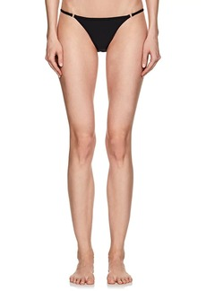 Chromat Women's Ring-Detail Low-Rise Bikini Bottom