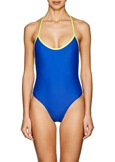 Chromat Women's T-Suit One-Piece Swimsuit