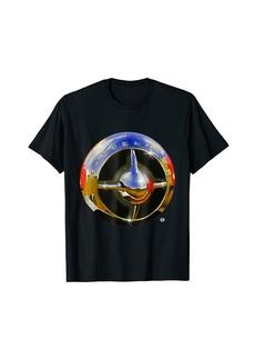 Classic car chrome grill T-Shirt