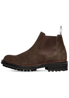 Church's Mccarthy Suede Chelsea Boots