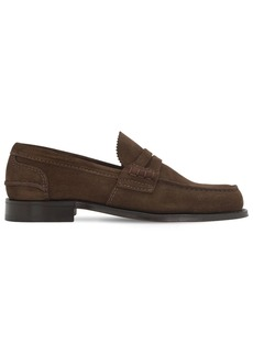 Church's Permbrey Suede Loafers