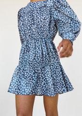 Ciao Lucia Alessandra Victorian Mini Dress