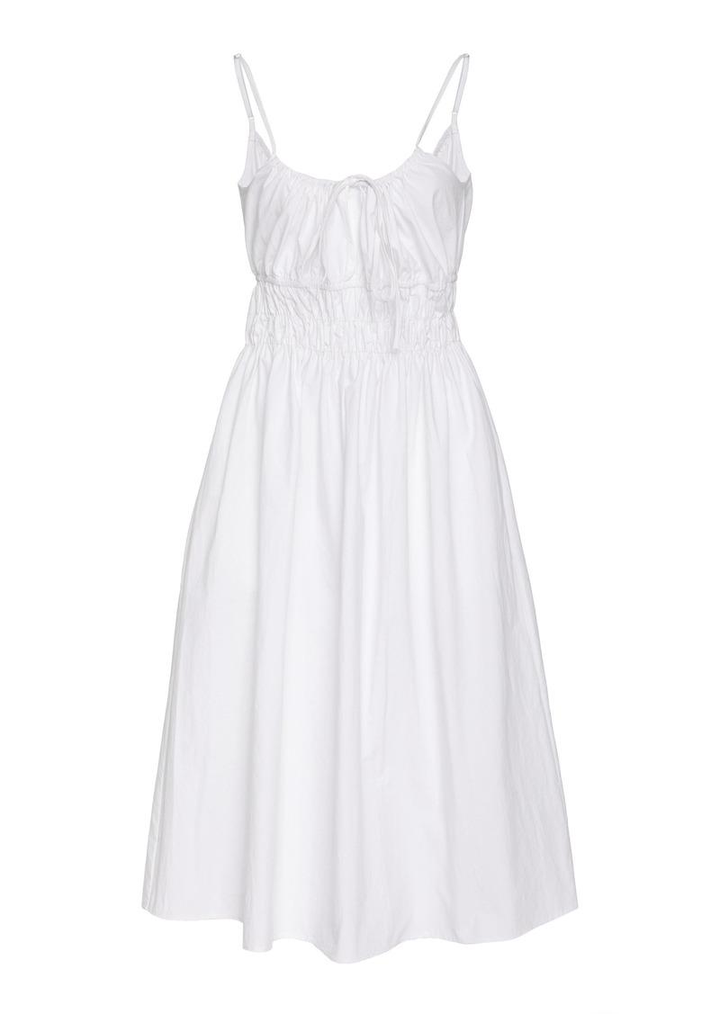 Ciao Lucia Gabi Cotton Midi Dress
