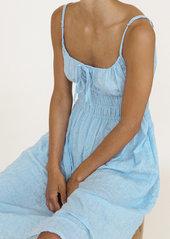 Ciao Lucia Gabriela Smocked Tank Dress