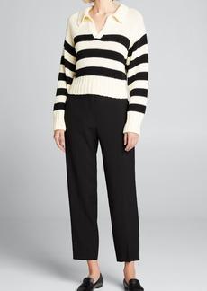 Ciao Lucia Venezia Striped Pullover Sweater