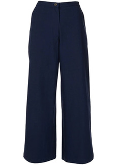 Ciao Lucia cropped wide-leg trousers