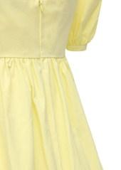 Ciao Lucia Delfina Cotton Poplin Mini Dress
