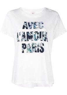 Cinq a Sept Avec L'Amour Paris T-shirt