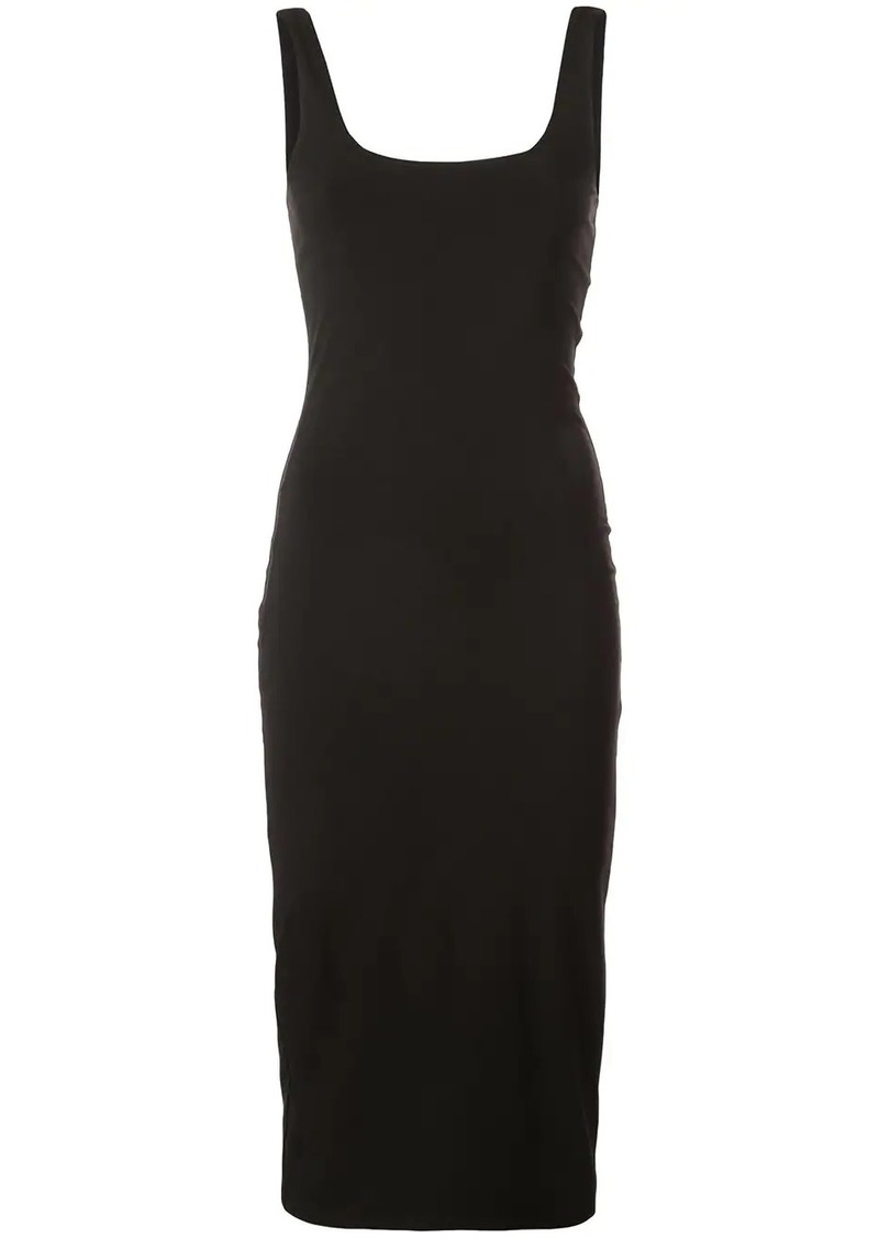 Cinq a Sept fitted midi dress