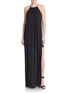 Cinq a Sept Adley Cutout Maxi Dress