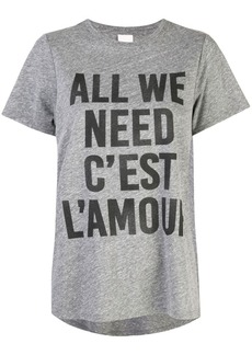 Cinq a Sept All we need is Love T-shirt