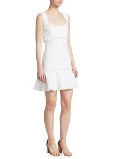 Cinq a Sept Ana Ruffle Dress