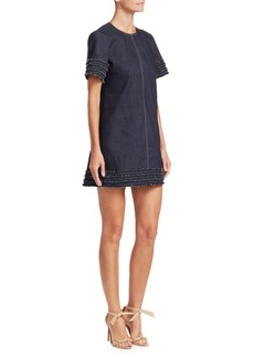 Cinq a Sept Ashton Denim Dress