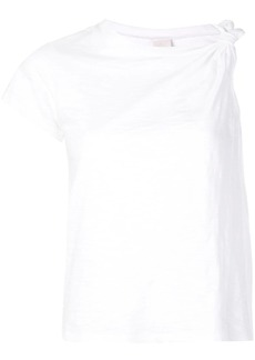 Cinq a Sept Audra one sleeve T-shirt