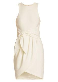 Cinq a Sept Cassaleigh Tie-Waist Sleeveless Dress