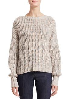 Cinq a Sept Cierra Chunky Bow Sweater