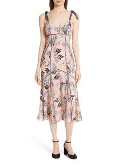 Cinq a Sept Cinq à Sept Ainsley Silk Dress