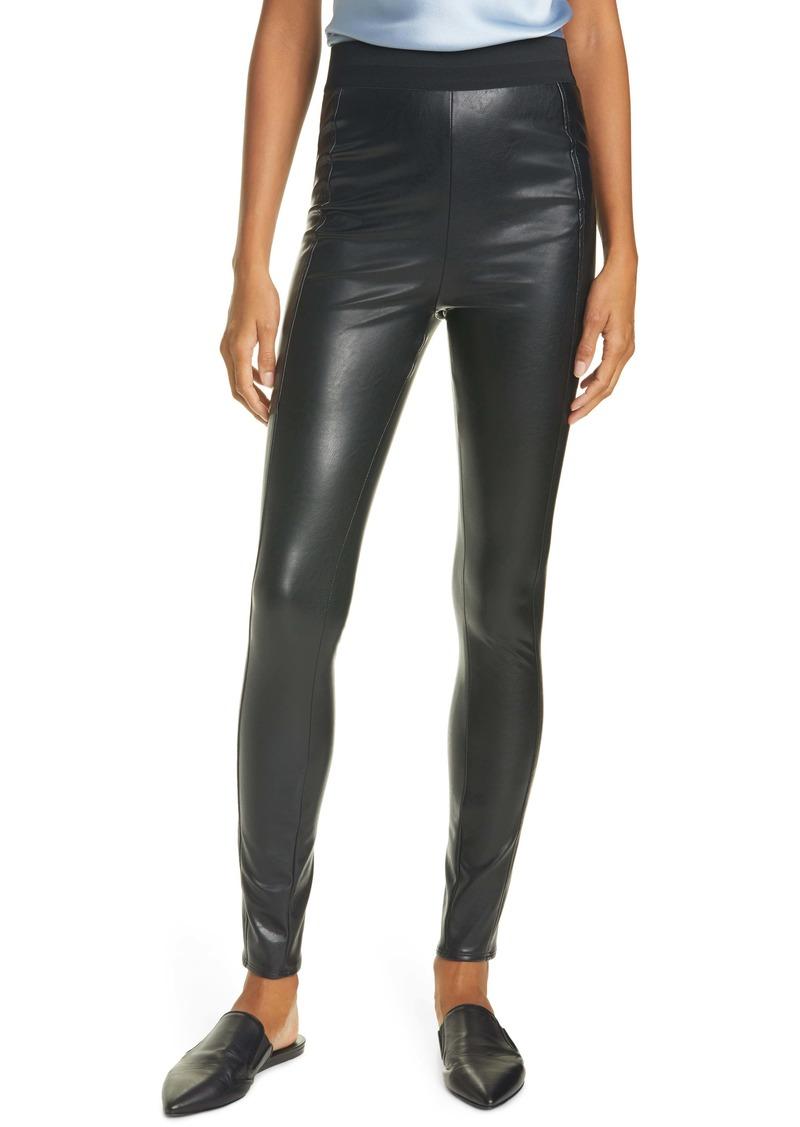 Cinq à Sept Alice Skinny Faux Leather Pants