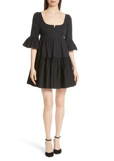 Cinq a Sept Cinq à Sept Anya Stretch Poplin Dress