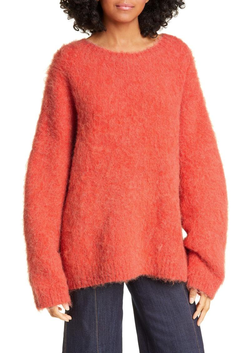 Cinq a Sept Cinq à Sept Daniella Wool & Alpaca Blend Sweater