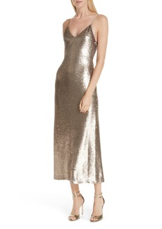 Cinq a Sept Cinq à Sept Emmalyn Sequin Slipdress