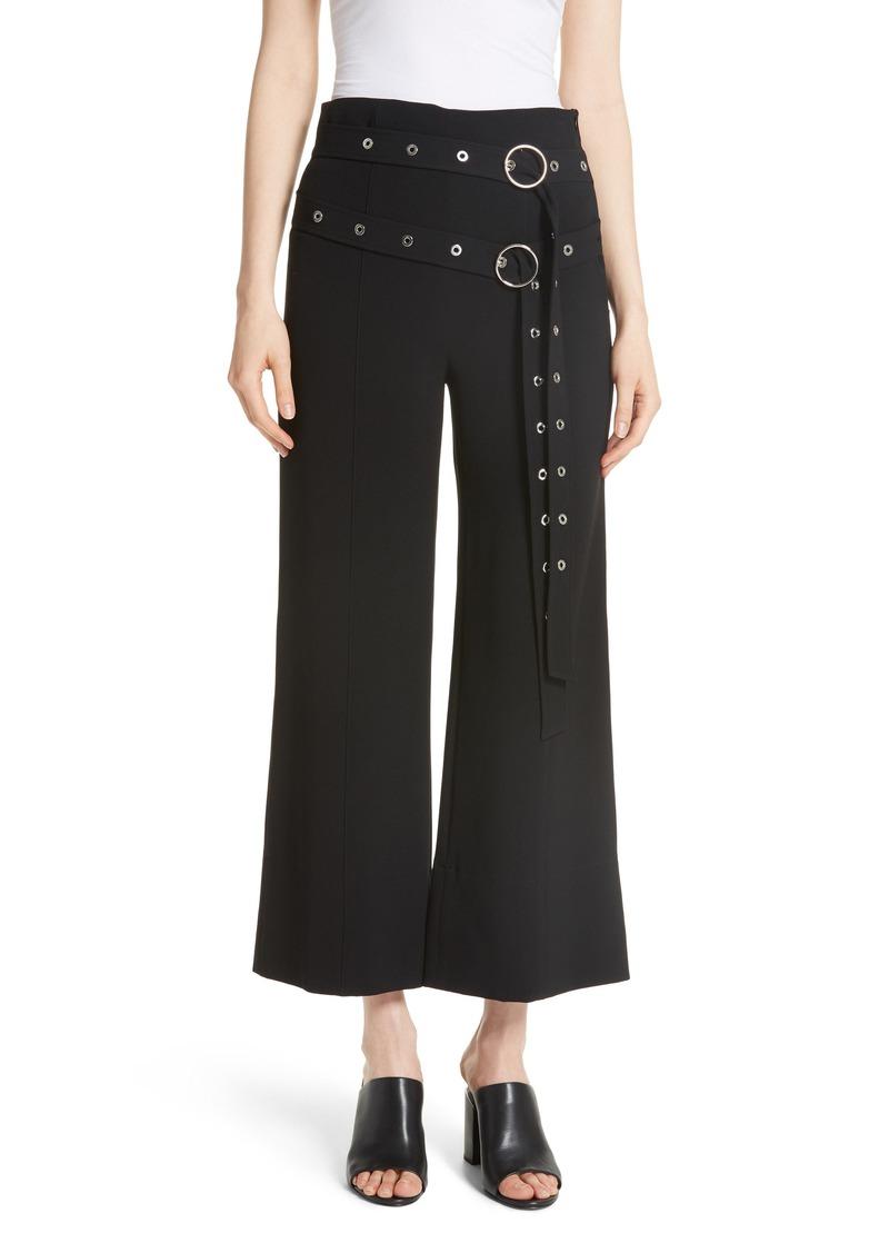 Cinq a Sept Cinq à Sept Jessi Double Belt Pants