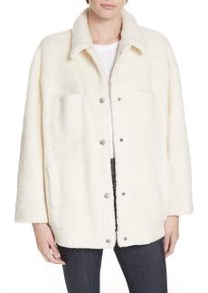 Cinq a Sept Cinq à Sept Julia Fleece Jacket