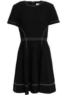 Cinq a Sept Cinq À Sept Woman Bryce Woven Mini Dress Black
