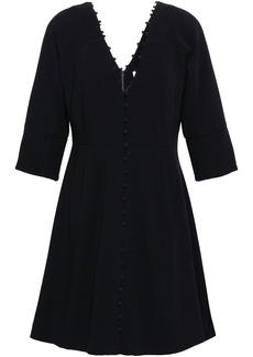 Cinq a Sept Cinq À Sept Woman Crepe Mini Dress Black