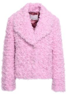 Cinq a Sept Cinq À Sept Woman Georgia Faux Shearling Jacket Baby Pink