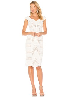 Cinq a Sept Aveline Dress in White. - size 00 (also in 0,2)