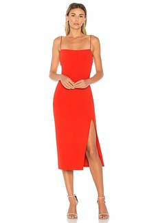 Cinq a Sept Cairen Dress in Red. - size 4 (also in 0,00)