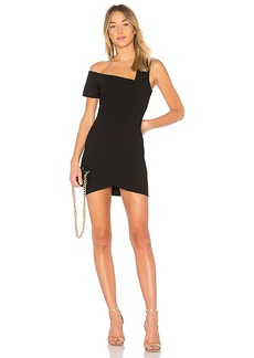 Cinq a Sept Coralisa Dress in Black. - size 00 (also in 0,2,4,6,8)