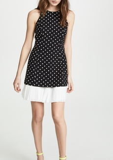 Cinq a Sept Dotted Catriona Dress