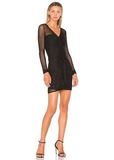 Cinq a Sept Grant Dress in Black. - size 00 (also in 2,6)