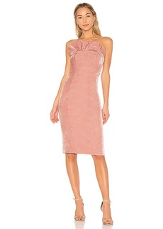 Cinq a Sept Marceau Dress in Blush. - size 00 (also in 0,4)