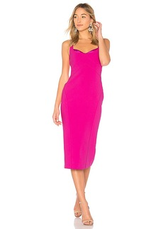Cinq a Sept Mies Dress in Fuchsia. - size 0 (also in 00,2,4,6)