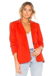 Cinq a Sept Military Twill Khloe Blazer