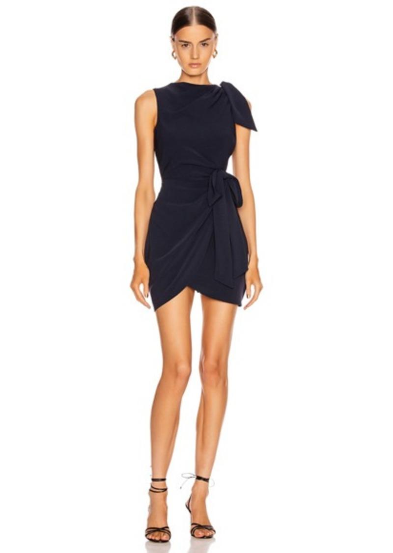 Cinq a Sept Mini Nanon Dress