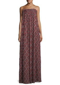 cinq a sept Sterling Floral-Print Maxi Dress