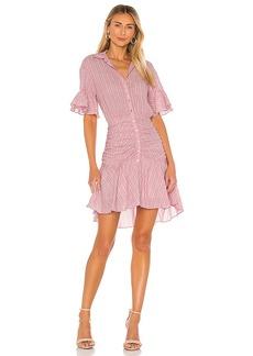 Cinq a Sept Stripe Asher Dress
